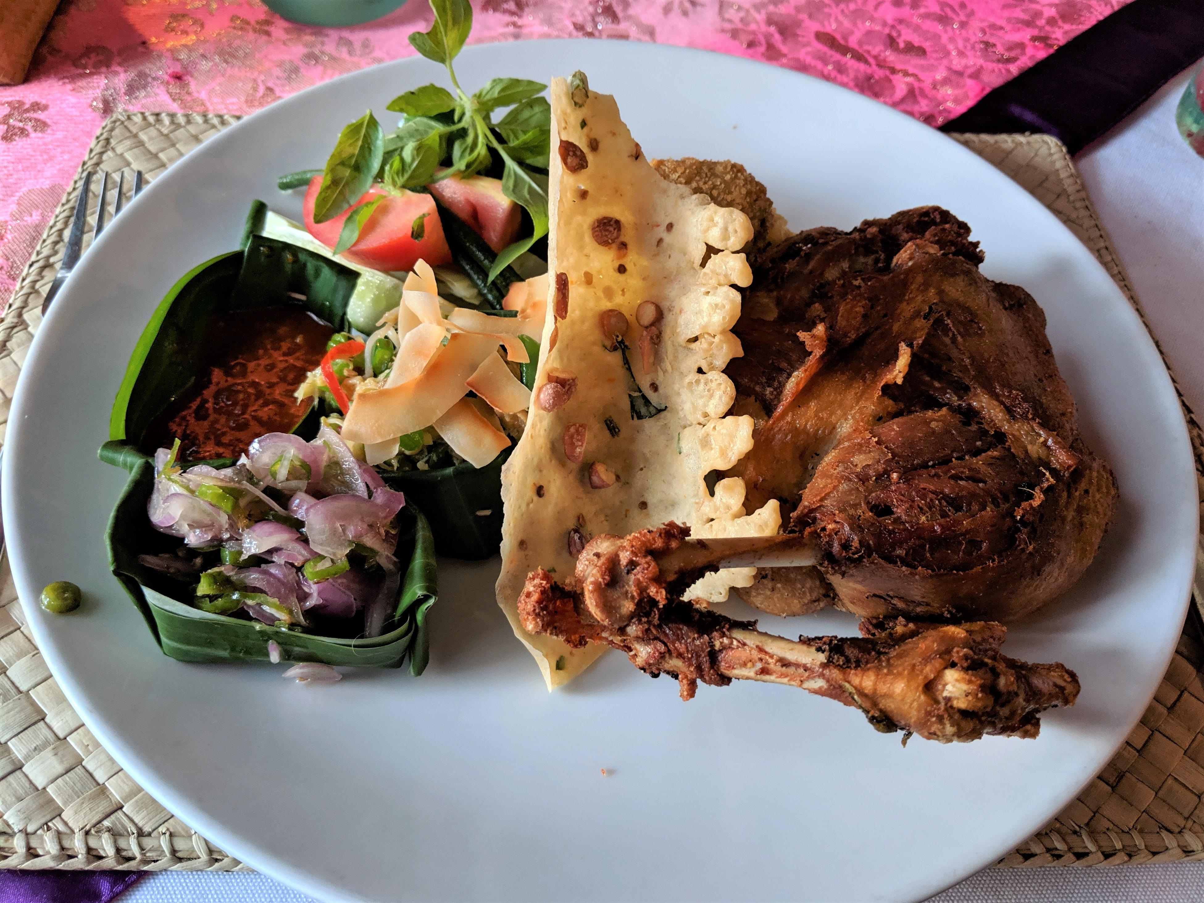 Balinese Duck