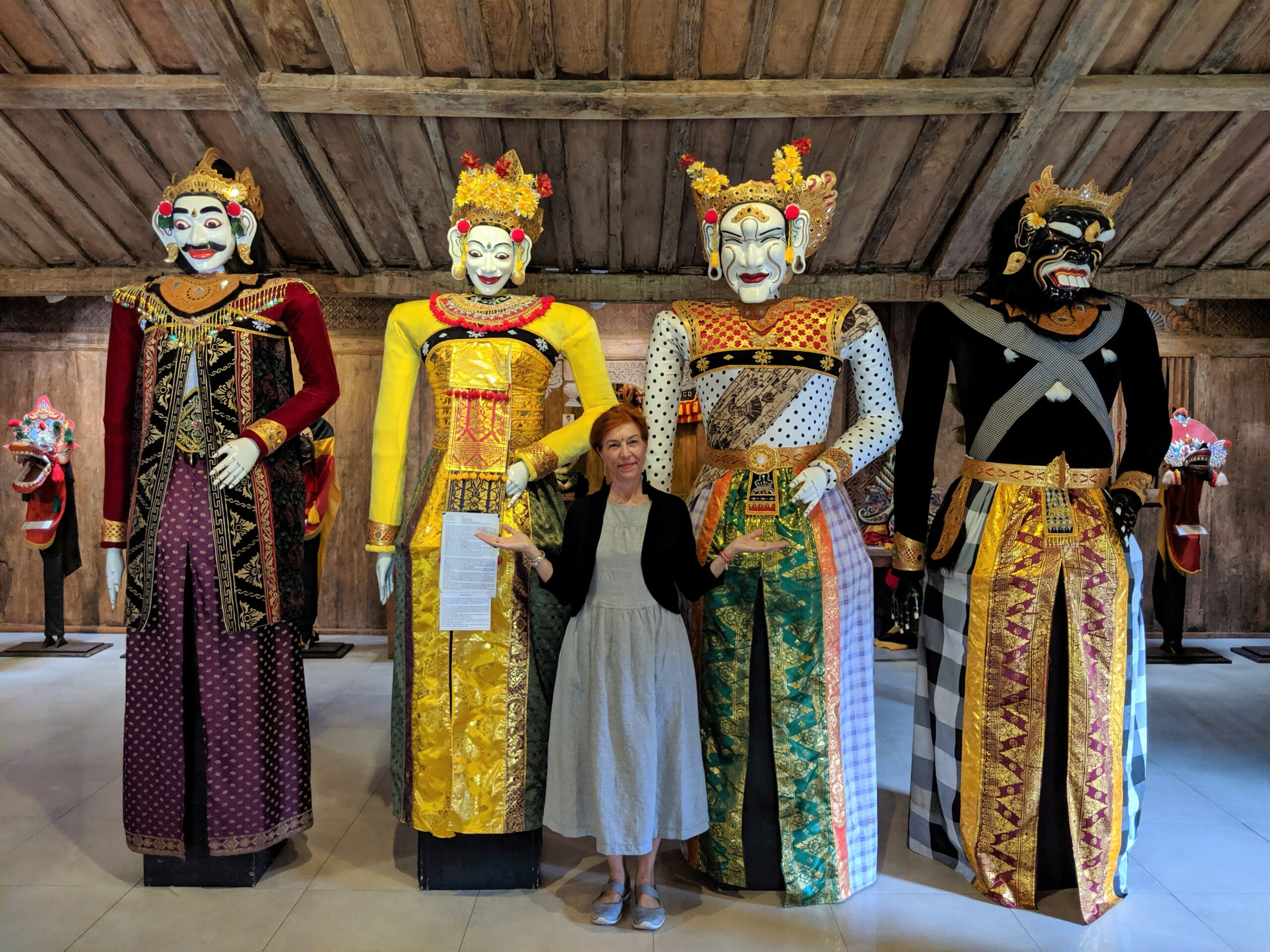 Bali Dance Costumes